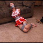 Captured College Cheerleader