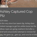 Ashley Captured Cop 2