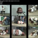 Ashley Graham Hogtied Tight Gagged 3X Part 2