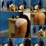 Nuwest – NWV 292 Heather Spanked Paddled and Caned