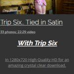 TripSix PinkSatin 1