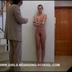 Lucy Never caned before