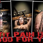 Hole – Tit Pain Is Good For You