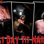 Missy – First Day Tit Nailing