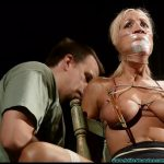 Amanda Foxx Begs For Tit Torture and Gets It Part 2