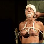 Amanda Foxx Begs For Tit Torture and Gets It Part 4