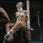 Punishing Nude Chair Tie for Adara Part 3