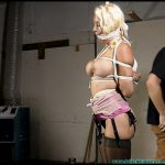 Summer Monroe Transported and Hogtied Part 2