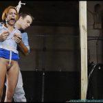 Tit Torture For Ashley Graham Part 1