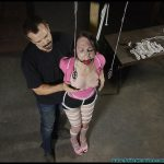 lilMissNatalie Hogtied Part 1