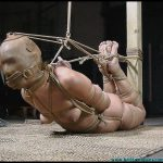 I Try Out My New M0Co Jute and Hood on Rachel Part 4